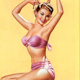 Pin Up and Cartoon Girls Art | Vintage and Modern Artworks